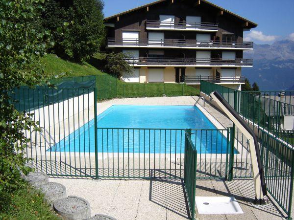 La piscine sécurisée