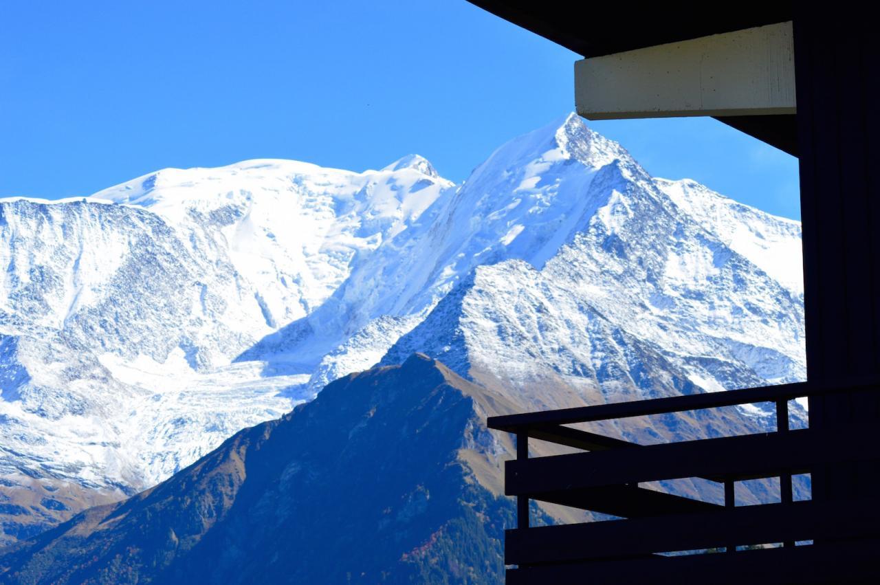 Le Mont-Blanc de trés prés...